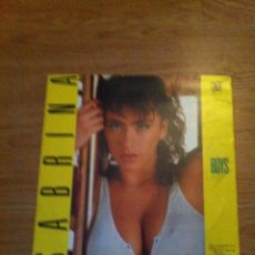 Discos de vinilo: SABRINA : SABRINA - LP INDALO 1989 - ITALODISCO. Lote 109411847