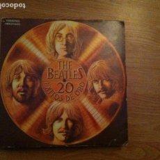 Discos de vinilo: THE BEATLES.20 ÉXITOS DE ORO. Lote 109412419