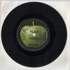 Discos de vinilo: JOHN LENNON INSTANT KARMA 1970 UK SINGLE 45 APPLES 1003 YOKO ONO APPLE BEATLES. Lote 109412795