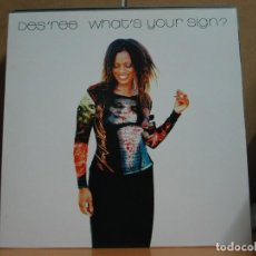 Discos de vinilo: DES'REE - WHAT'S YOUR SIGN? (3 VERSIONES) / YOU GOTTA BE - SONY SOHO SQUARE S2 666250 6 - 1998 - UK. Lote 109413375