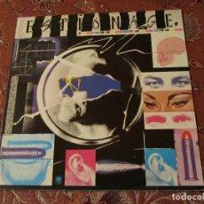 Discos de vinilo: ESPIONAGE- LP DE VINILO- MISMO TITULO- CON 11 TEMAS- ORIGINAL DEL 83- EL LP ES TOTALMENTE NUEVO. Lote 109415351
