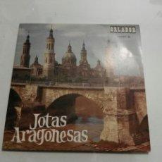 Discos de vinilo: ENCARNITA RODRIGUEZ- EP JOTAS ARAGONESAS- ORLADOR 1967 ESPAÑA 6. Lote 109430826