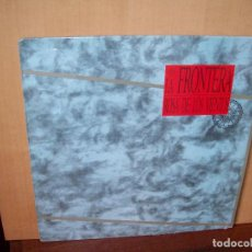 Discos de vinilo: LA FRONTERA - ROSA DE LOS VIENTOS - LP. Lote 261259725