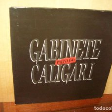 Discos de vinilo: GABINETE GALIGARI - PRIVADO - LP CARPETA ABIERTA . Lote 109430939