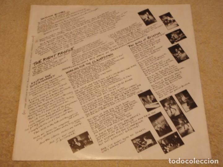 Discos de vinilo: THE CLASH ( LONDON CALLING ) DOBLE LP33 1979-HOLANDA CBS RECORDS - Foto 6 - 109431019