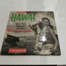 Discos de vinilo: MOANA-QUARTET- EP MUSICA DE HAWAI- VERGARA 1964 6. Lote 109431995