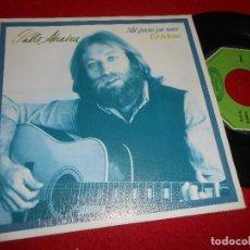 Discos de vinilo: PABLO ABRAIRA MIL GRACIAS POR NACER/EN TU HONOR 7'' SINGLE 1981 MOVIEPLAY. Lote 109434927