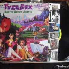 Discos de vinilo: FUZZBOX BOSTIN STEVE AUSTIN LP 1986 UK PDELUXE. Lote 109436371