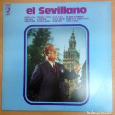 Discos de vinilo: LP EL SEVILLANO DISCOPHON 1972. Lote 109436863