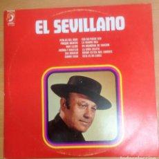 Discos de vinilo: LP EL SEVILLANO DISCOPHON 1973. Lote 109436927