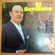 Discos de vinilo: LP EL SEVILLANO DISCOPHON 1975. Lote 109436967