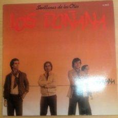 Discos de vinilo: LP LOS DOÑANA SEVILLANAS DE LOS OLES . Lote 109437399