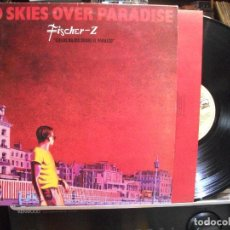 Discos de vinilo: FISCHER - Z RED SKIES OVER PARADISE LP SPAIN 1981 PDELUXE. Lote 109439579