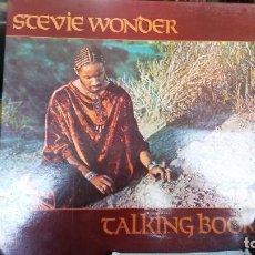 Discos de vinilo: STEVIE WONDER. TALKING BOOK. LP. Lote 109443499