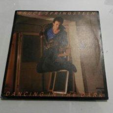Discos de vinilo: BRUCE SPRINGSTEEN- DANCING IN THE DARK/PINK CADILLAC- SINGLE ESPAÑOL PROMOCIONAL 1984 CBS 6. Lote 109444420