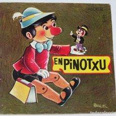Discos de vinilo: EN PINOTXU - PALOBAL 1968. Lote 109444935