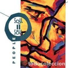 Discos de vinilo: SOUL II SOUL - PEOPLE - 12 SINGLE - AÑO 1990. Lote 109445171