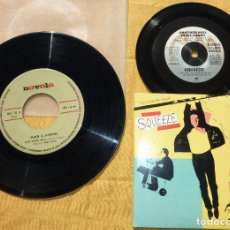 Discos de vinilo: SQUEEZE - IF I DIDN'T LOVE YOU - TINY COLLECTORS EDITION LIMITADA A&M RECORDS DEL AÑO 1980. Lote 109453923
