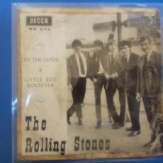 Discos de vinilo: ROLLING STONES - OFF THE HOOK / LITTLE RED ROOSTER DECCA 1964. Lote 109457842