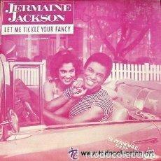 Discos de vinilo: JERMAINE JACKSON - LET ME TICKLE YOUR FANCY MAXI-SINGLE 1982 . Lote 109461539