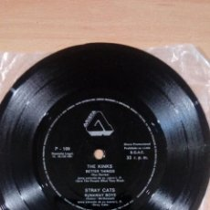 Discos de vinilo: THE KINKS - BETTER THINKS -- STRAY CATS - RUNAWAY BOYS - FLEXI DISC - 1 CARA - BUEN ESTADO . Lote 109463623