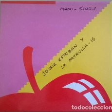 Discos de vinilo: 12'- MAXI-JOSSIE ESTEBAN Y LA PATRULLA 15 – EL COCO (MERENGUE)***MINT. Lote 109477663