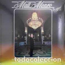 Discos de vinilo: MATT MONRO - UN TOQUE DE DISTINCIÓN - LP - AÑO 1982. Lote 109479283