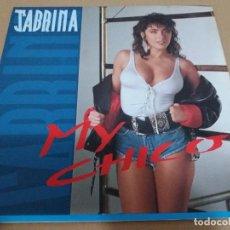 Discos de vinilo: SABRINA / MY CHICO / MAXI-SINGLE 12 INCH. Lote 109496459
