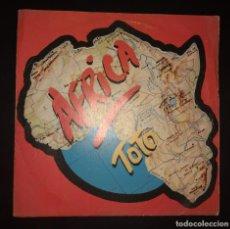 Discos de vinilo: TOTO - AFRICA. Lote 109503931