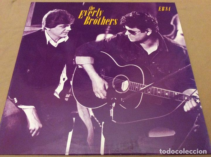 THE EVERLY BROTHERS. MERCURY 1984. (Música - Discos - LP Vinilo - Rock & Roll)