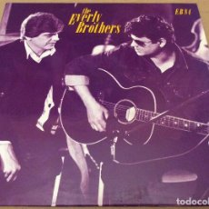 Discos de vinilo: THE EVERLY BROTHERS. MERCURY 1984.. Lote 109505791