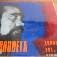 Discos de vinilo: LABORDETA - ANDROS VOL. 2 ************ RARO EP 1968, IMPECABLE. Lote 109506595