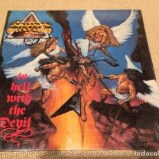 Discos de vinilo: STRYPER -TO HELL WITH THE DEVIL- (1986) LP DISCO VINILO. Lote 109512655
