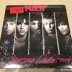 Discos de vinilo: RATT -DANCING UNDERCOVER- (1986) LP DISCO VINILO. Lote 109525807