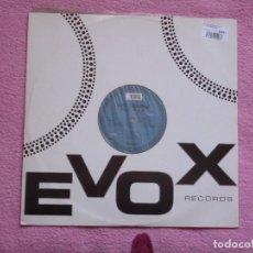 Discos de vinilo: A.T.SOUND,GIVE LOVE A TRY . Lote 109533719