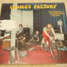 Discos de vinilo: CREEDENCE CLEARWATER REVIVAL ( COSMO'S FACTORY ) 1970-ENGLAND LP33 LIBERTY. Lote 109536455