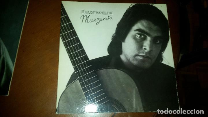 Discos de vinilo: 3 LP DE MANZANITA - Foto 2 - 109536927