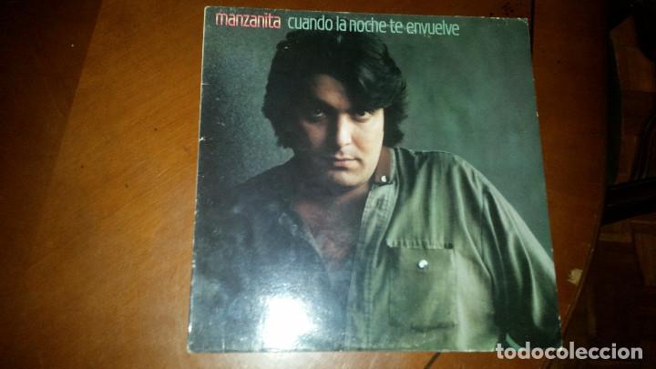 Discos de vinilo: 3 LP DE MANZANITA - Foto 4 - 109536927