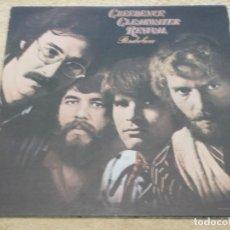 Discos de vinilo: CREEDENCE CLEARWATER REVIVAL ( PENDULUM ) USA-1970 LP33 FANTASY. Lote 109537555