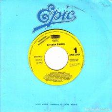 Discos de vinilo: SHABBA RANKS - HOUSECALL REMIX SINGLE 1991 SPAIN PROMO SIN CARA B. Lote 109540135