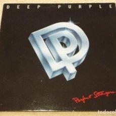 Discos de vinilo: DEEP PURPLE ( PERFECT STRANGERS ) 1984 - GERMANY LP33 POLYDOR. Lote 109540527