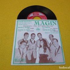 Discos de vinilo: MAGIN-MARI PILI-MANILA MAMBO (EX/EX) MILLAN BOY´S SINGLE 7 Ç. Lote 109540915