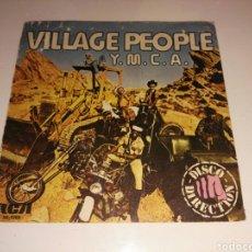 Discos de vinilo: VILLAGE PEOPLE- Y M.C.A./THE WOMEN- RCA 1978 ESPAÑA 6. Lote 109541550