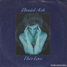 Discos de vinilo: DANIEL ASH -THIS LOVE / SINGLE BEGGARS BANQUET RECORDS RF- 3404. Lote 109542083