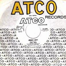 Discos de vinilo: CAROL SHAW - PLEASE DON'T + JIMMY BOY SINGLE USA NO COVER. Lote 109542267