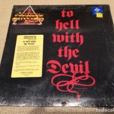 Discos de vinilo: STRYPER -TO HELL WITH THE DEVIL- (1986) LP DISCO VINILO. Lote 109544531