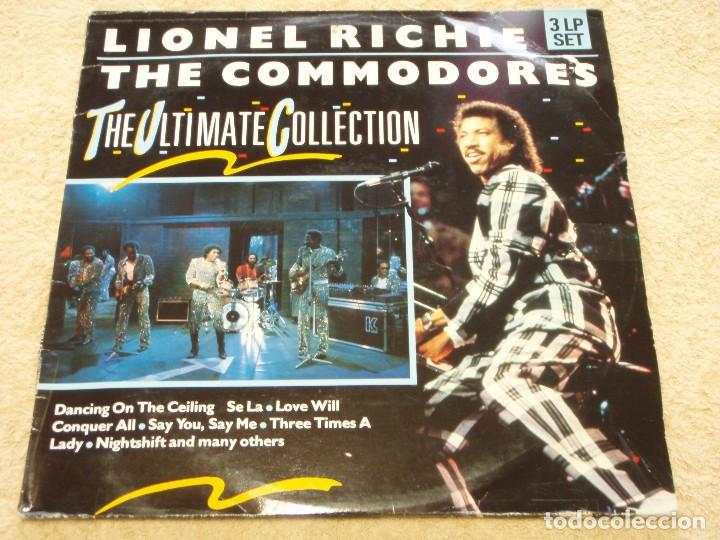 Commodores Ultimate Collection: Lionel Richie / The Commodores ( The Ultimate C