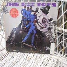 Discos de vinilo: THE BOX TOPS– NON STOP.LP ORIGINAL USA 1968.CARPETA ABIERTA.ALEX CHILTON.SELLO BELL RECORDS. Lote 109547763