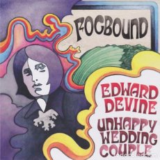 Discos de vinilo: SINGLE FOGBOUND EDWARD DIVINE VINILO SPAIN PSYCH MOD. Lote 109549147