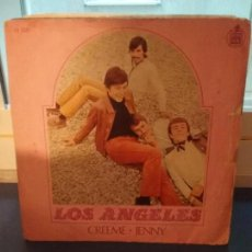 Discos de vinilo: LOS ANGELES ?– CREEME / JENNY. Lote 109556779